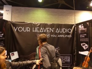 2017 NAMM SHOW: FRIDAY REPORT (THEGEARPAGE.NET)
