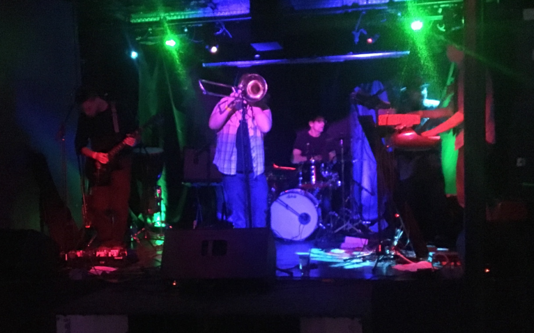 They Were Robots Live in Concert, Advice from Drummer Tim Eskey
